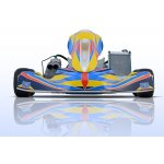 FA Alonso Kart Chassis