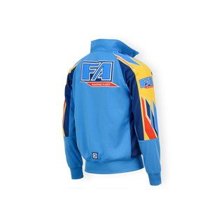 Sweat-Shirt mit Zip FA Alonso Kart