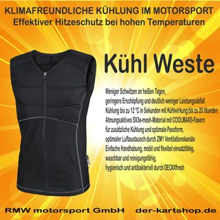 Powercool SX3 Shirt Kühl Weste